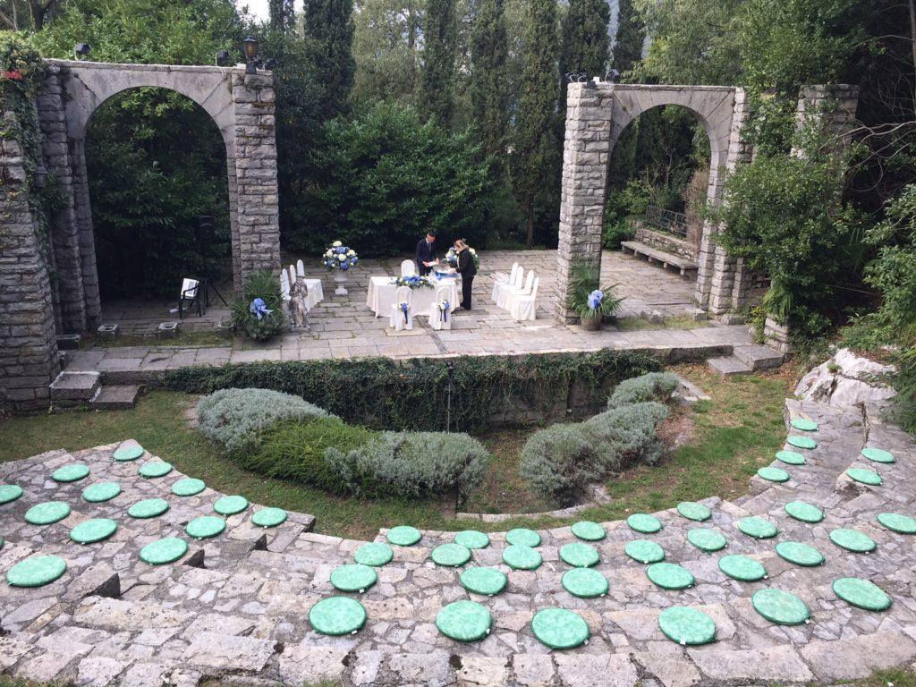 Matrimonio rito civile villa rizzoli canzo como