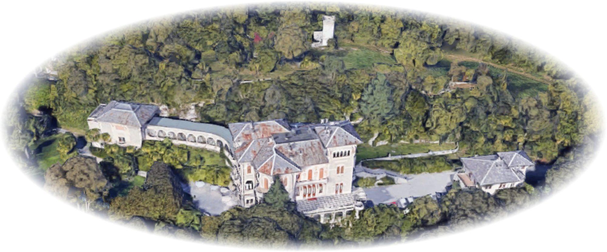 Villa ex magni rizzoli Canzo